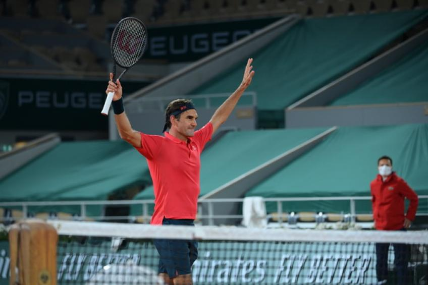 Roger Federer: 'This match gives us a lot of information'