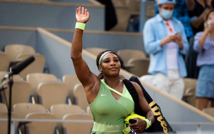 """Serena Williams: """"I'll be back on the court directly to Wimbledon"""""""