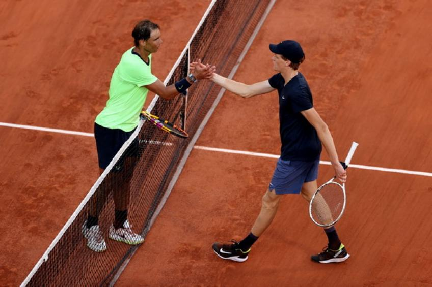 Rafael Nadal: 'Jannik Sinner was a tough rival, and the next one is even stronger'