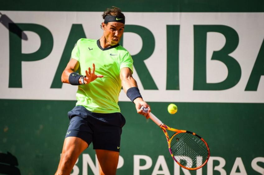 Rafael Nadal: 'The crucial moment came at 3-4 in the third set'