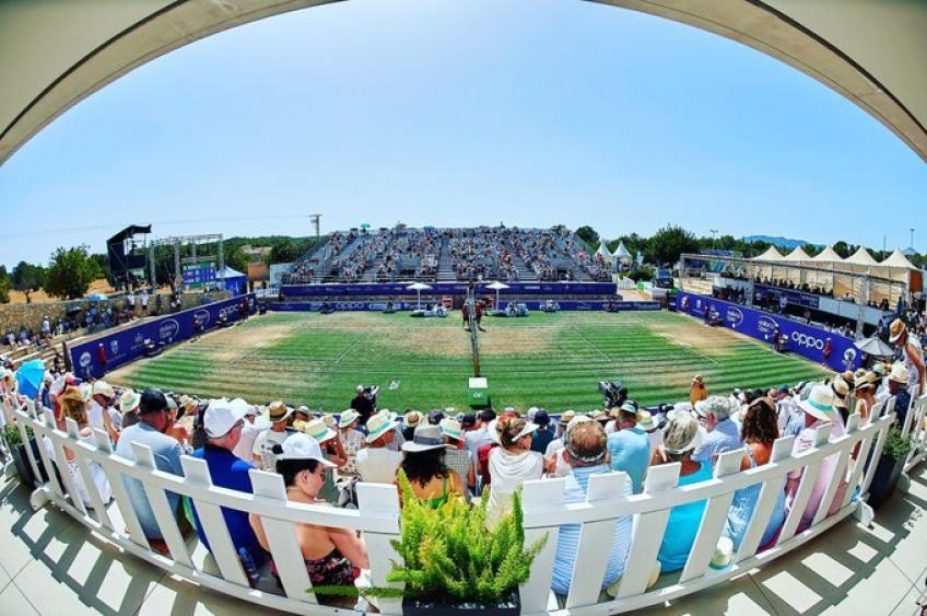 Goran Ivanisevic and Tommy Haas will inaugurate the new Mallorca Center Court