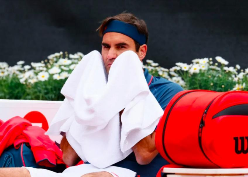 Roger Federer: 'Unbelievable rallies from the baseline'