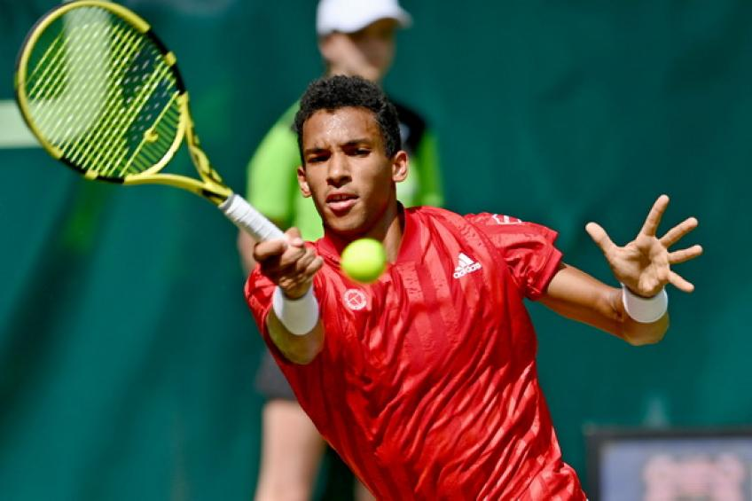 ATP Halle: Felix Auger-Aliassime, Andrey Rublev and Ugo Humbert reach semis
