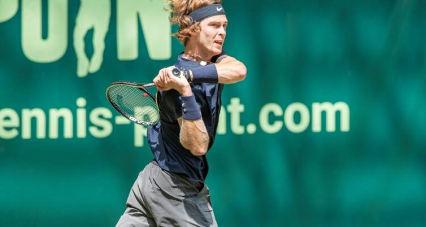 Andrey Rublev: I think I can play on every surface