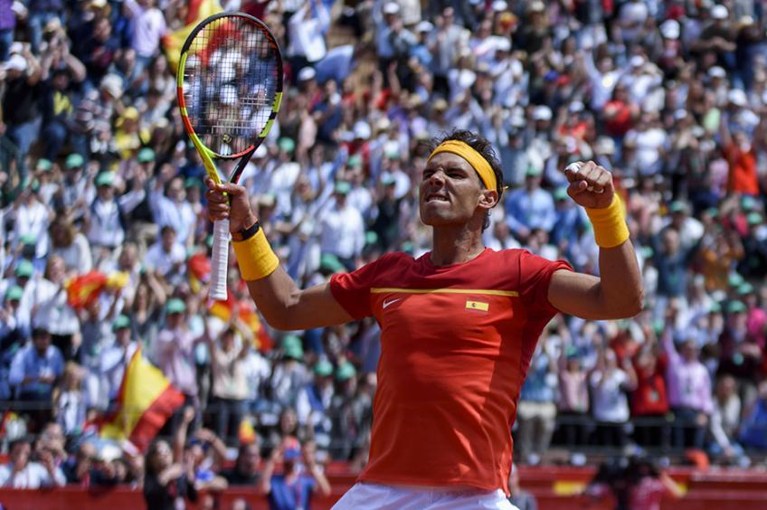 'I suppose Rafael Nadal will have a good reason for...', says former No.1