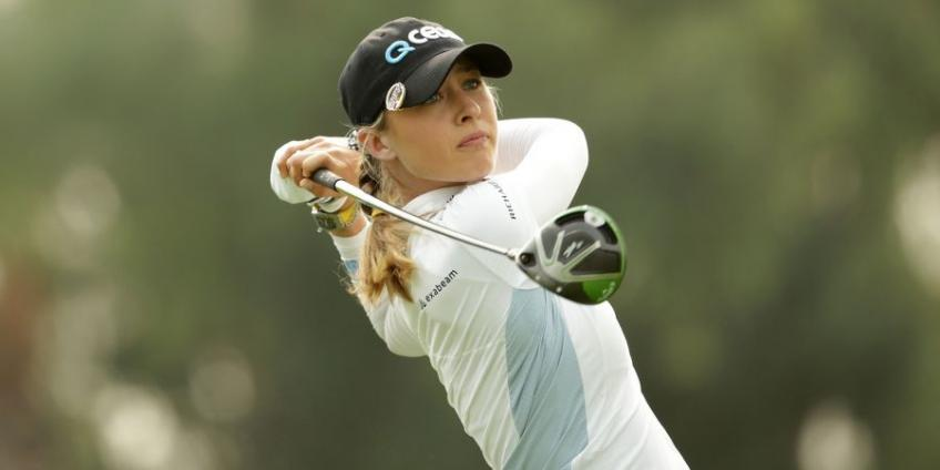 Nelly Korda, the first two-time winner this year