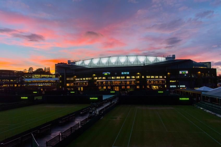 Wimbledon: a centuries-old history born in 1877