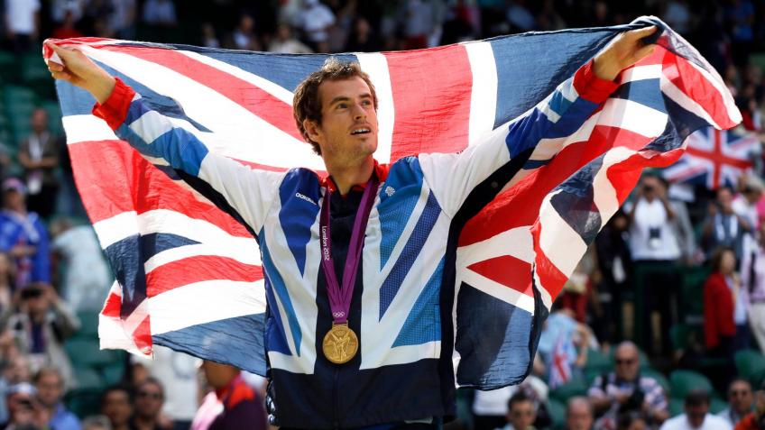 Andy Murray: Exciting to head to Tokyo Olympics as defending champion
