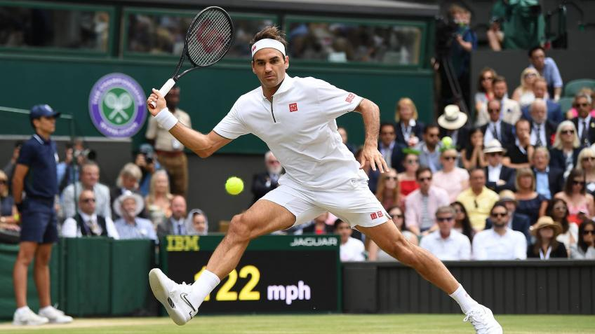 'That's going to be really dangerous because Roger Federer...', says legend