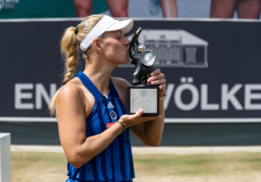 Angelique Kerber ends near-three-year title drought with Bad Homburg Open crown