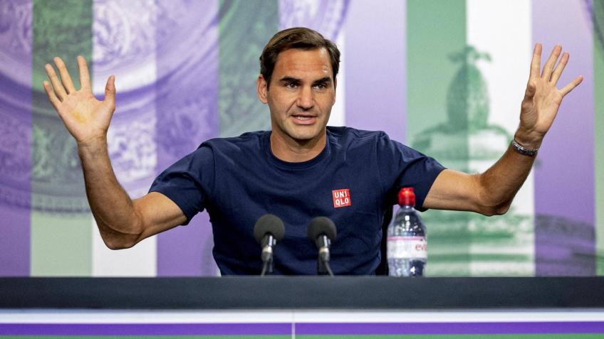 Roger Federer: 'My feeling is I would like to go to...'
