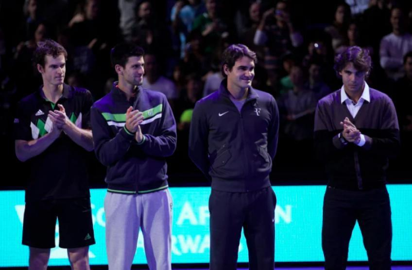 Djokovic: 'There is always something on the line for me, Roger Federer or Nadal'