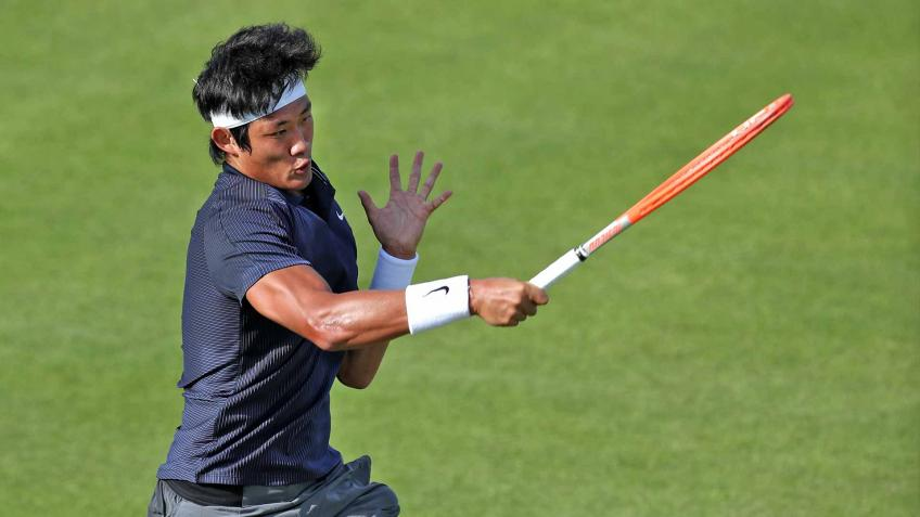 Zhizhen Zhang becomes first Chinese player to qualify for Wimbledon in Open Era
