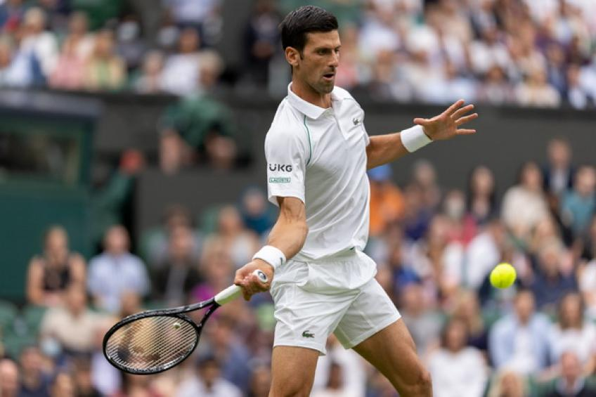 ATP Wimbledon: Novak Djokovic eases past Kevin Anderson to reach R3