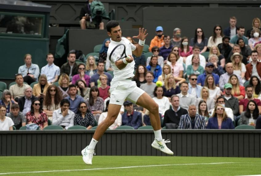 Novak Djokovic reflects on the meaning of domination