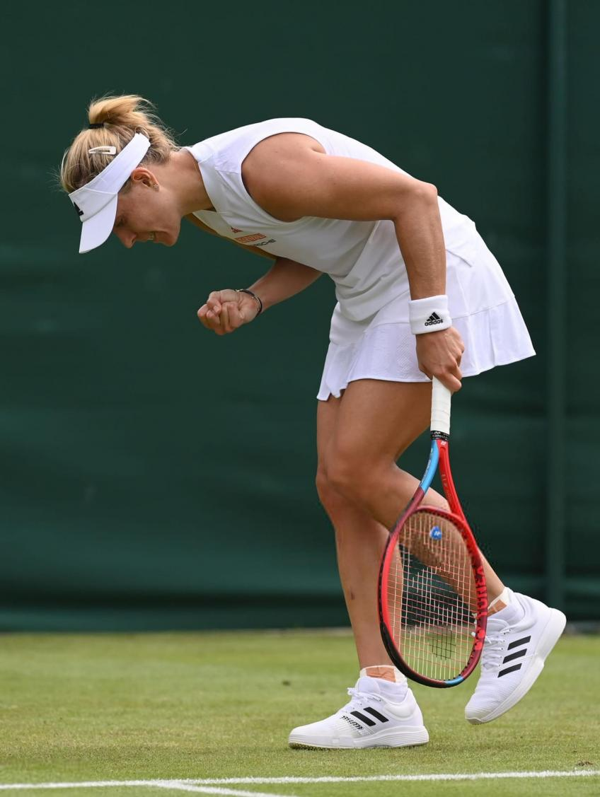 Could Wimbledon be the magical Grand Slam for Angelique Kerber?