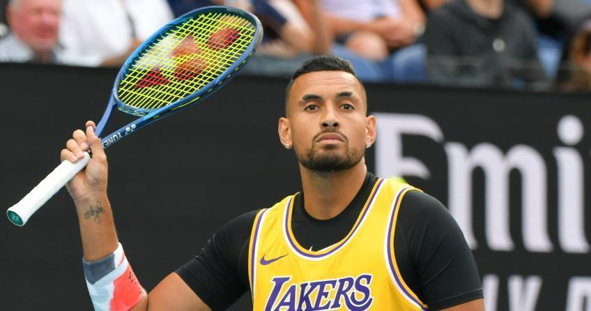 Nick Kyrgios: 'This is something that responds to commercial interests'