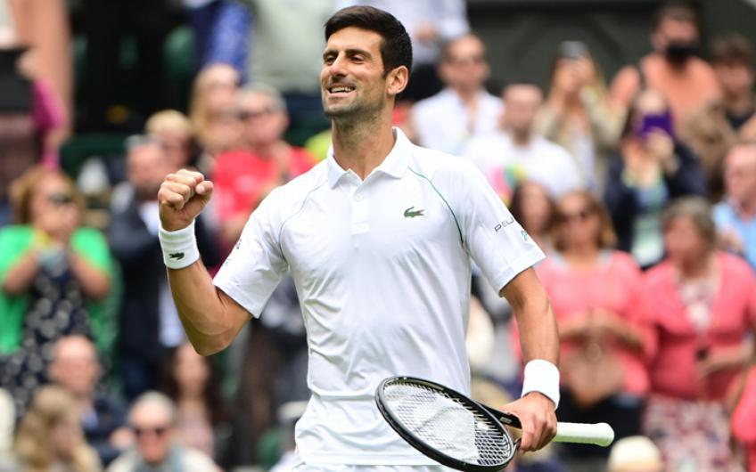 'That's probably one reason they cheer against Novak Djokovic', says ATP ace