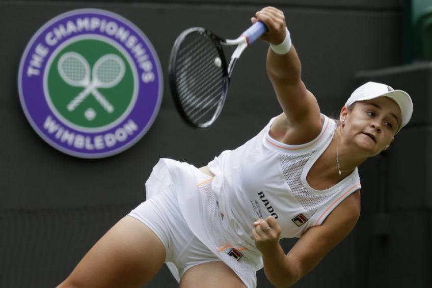 """Ashleigh Barty: """"Kerber? It's a big challenge to meet her"""""""