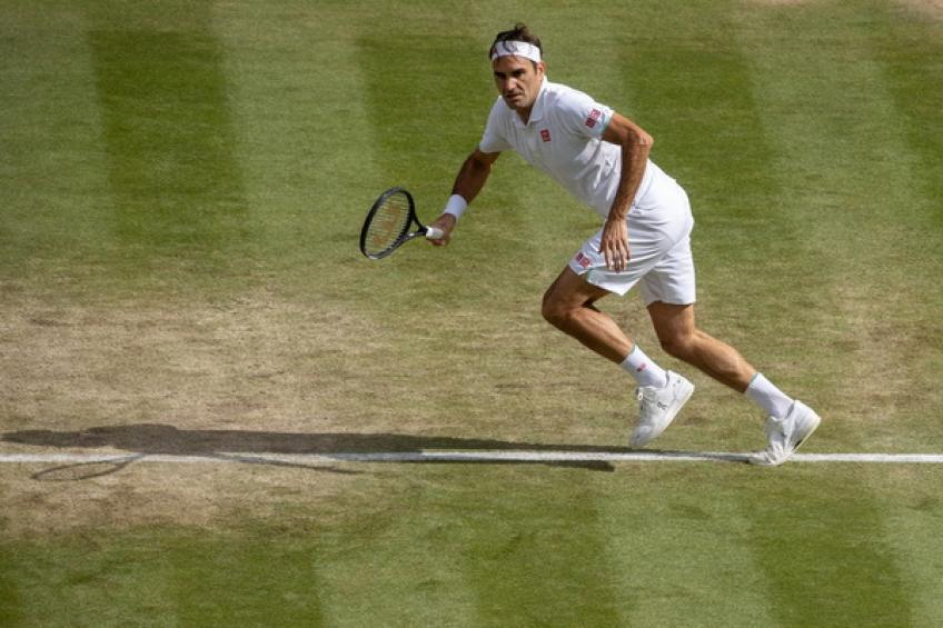 Roger Federer wants to be more competitive going forward