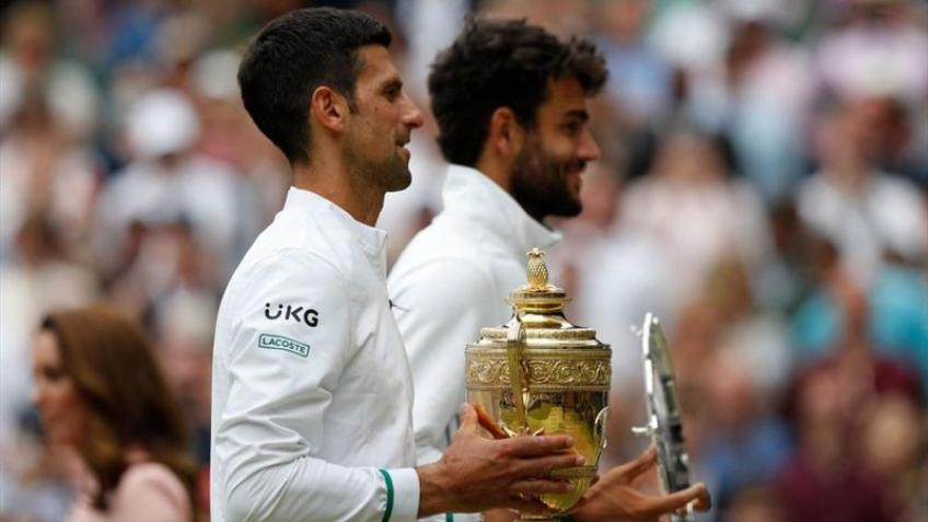 'Novak Djokovic could have won it 6-3, 6-3, 6-3', says former No.1