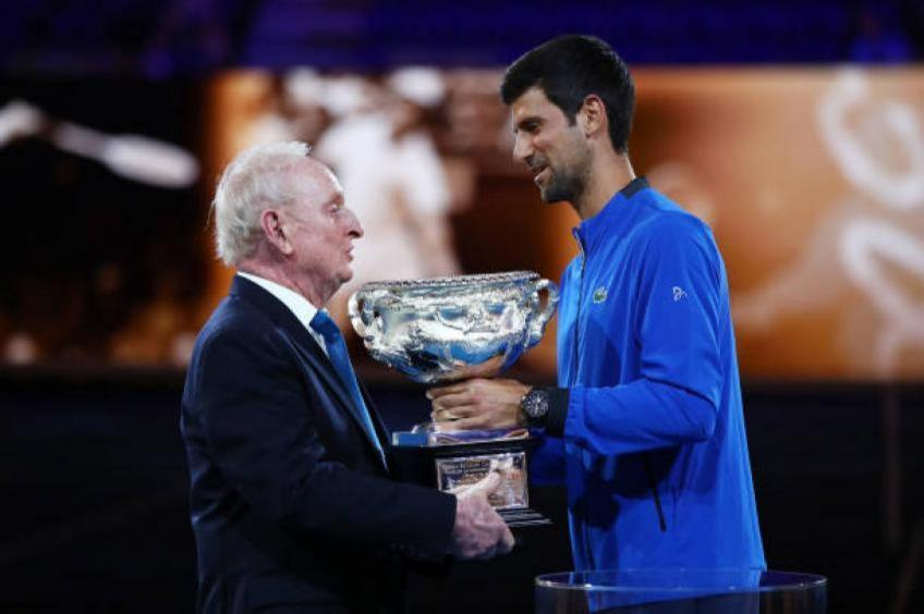 'When Andre Agassi started working with Novak Djokovic...', says top analyst