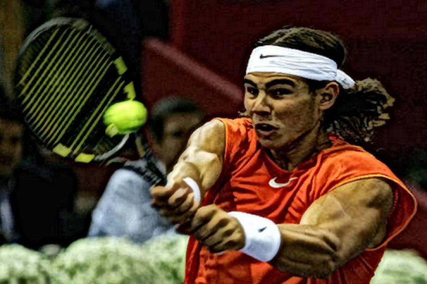 Rafael Nadal after beating Tommy Robredo in Madrid: 'I was the better player'