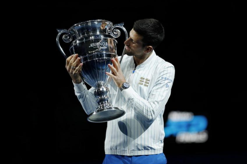 'Novak Djokovic has been excelling on grass for...', says top coach