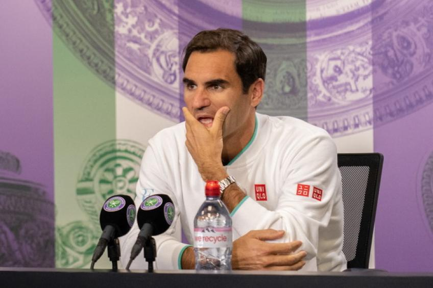 Roger Federer: 'I don't know if this is my last Wimbledon, you never know at my age'
