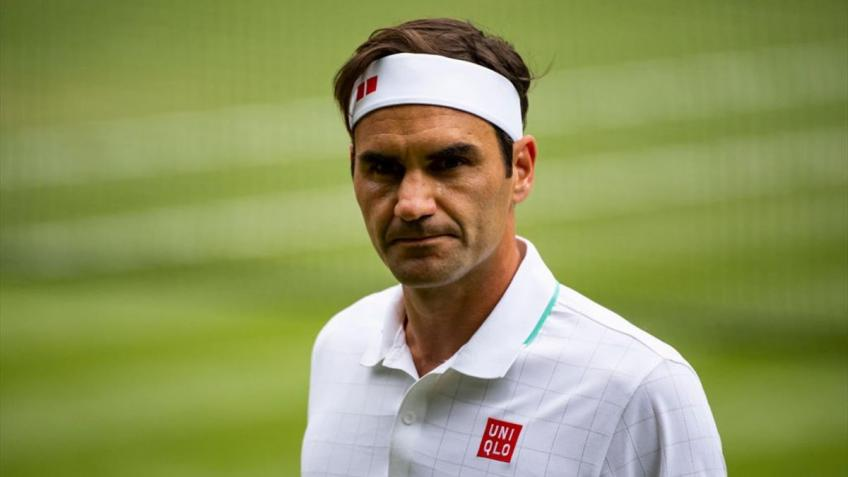 Roger Federer says goodbye to a dream