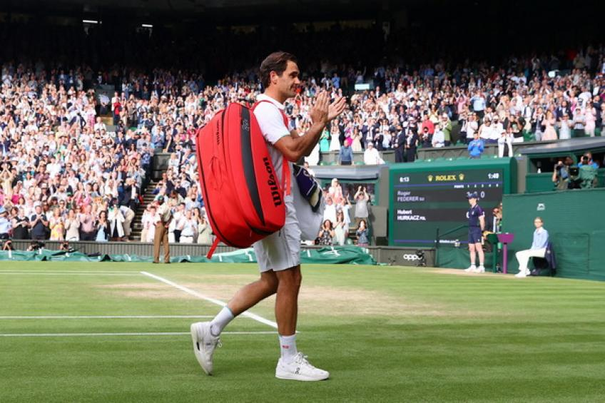 Roger Federer: 'I don't have retirement plans, I want to play more'