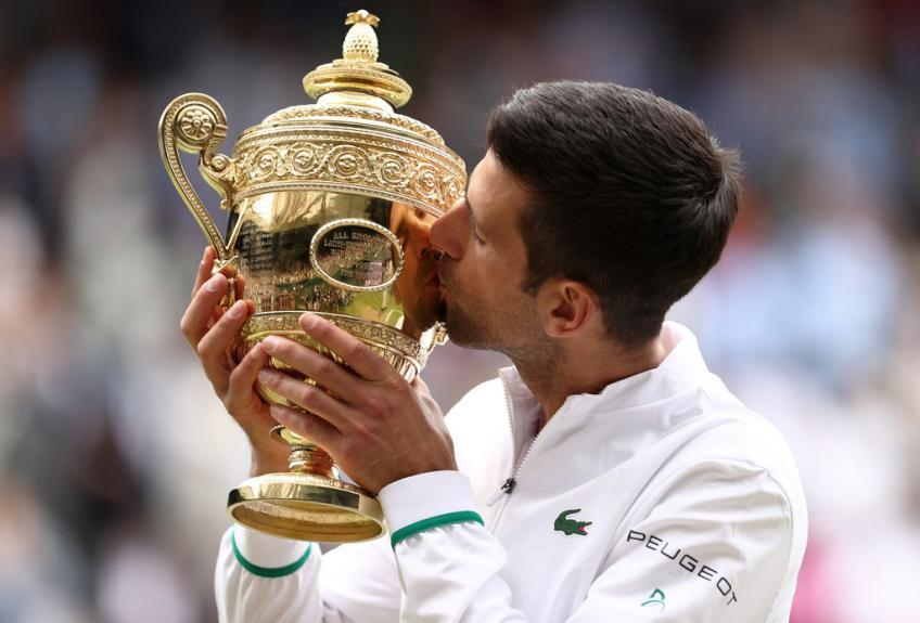 'Novak Djokovic can really grab the impossible dream of...', says legend
