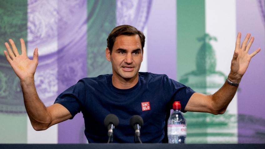 'Roger Federer and Rafael Nadal came first...', says former ATP ace