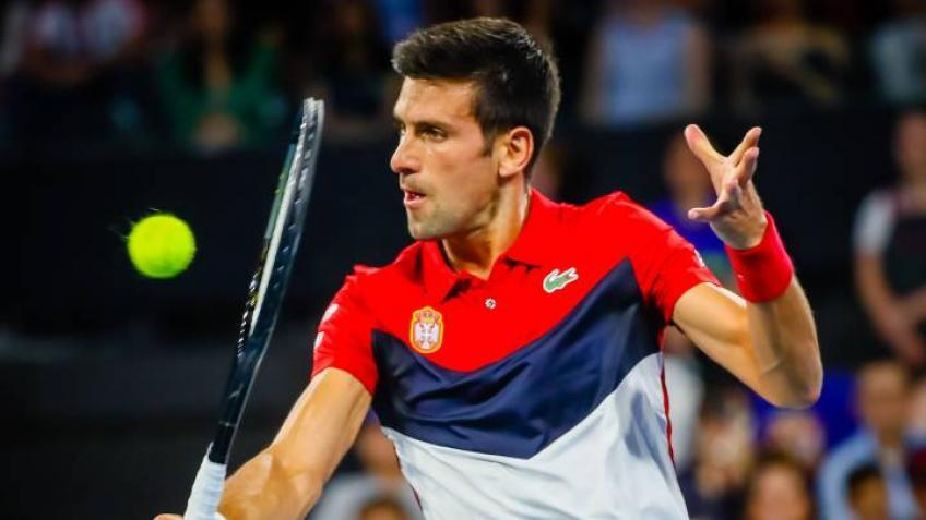 Novak Djokovic: 'Although some players from the top are not coming...'