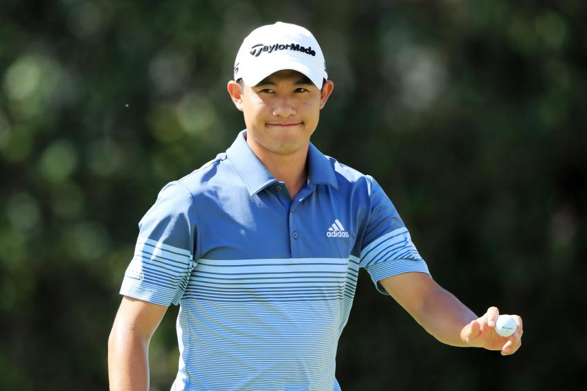 """Collin Morikawa: """"The style of golf is different"""""""