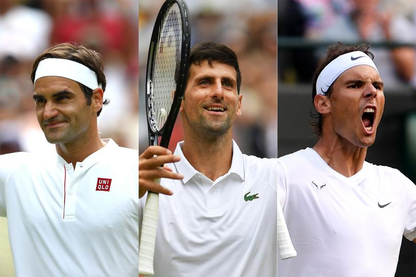 'Roger Federer, Nadal and Djokovic have had a mutually...', says legend