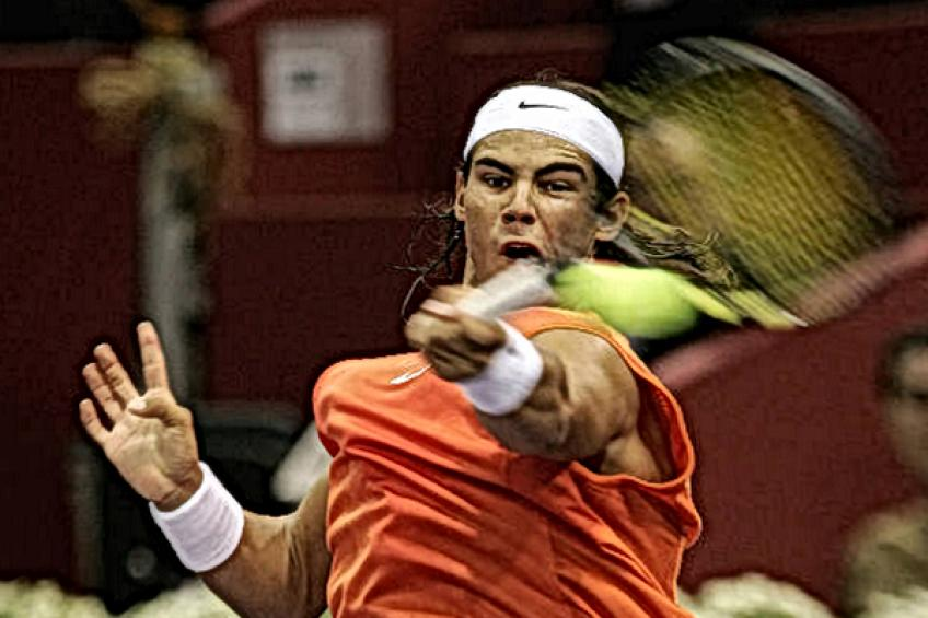 Rafael Nadal, 19: 'One of my season's goals was to play well in Madrid, Shanghai'