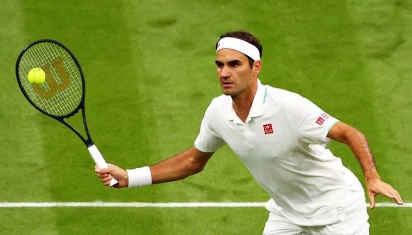 'It looked like Roger Federer was really playing the ball', says Top 10