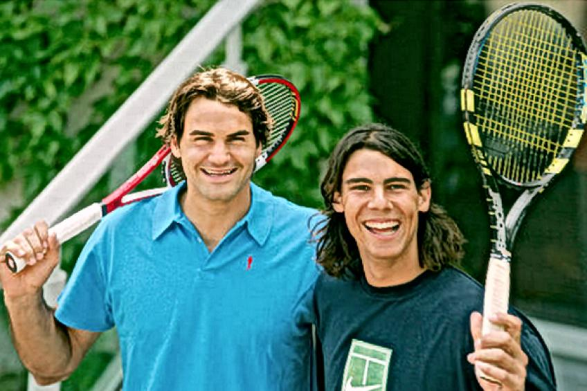 Rafael Nadal: 'Roger Federer and I don't talk often, but I congratulated him when..'