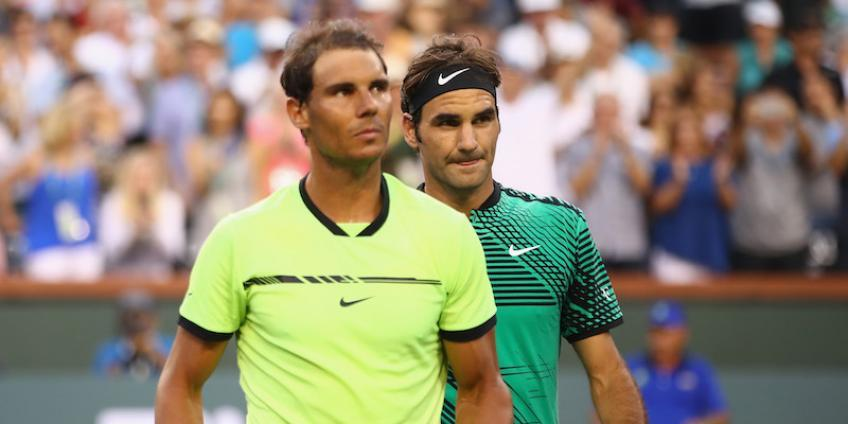 'Roger Federer and Rafael Nadal don't do anything wrong', says legend