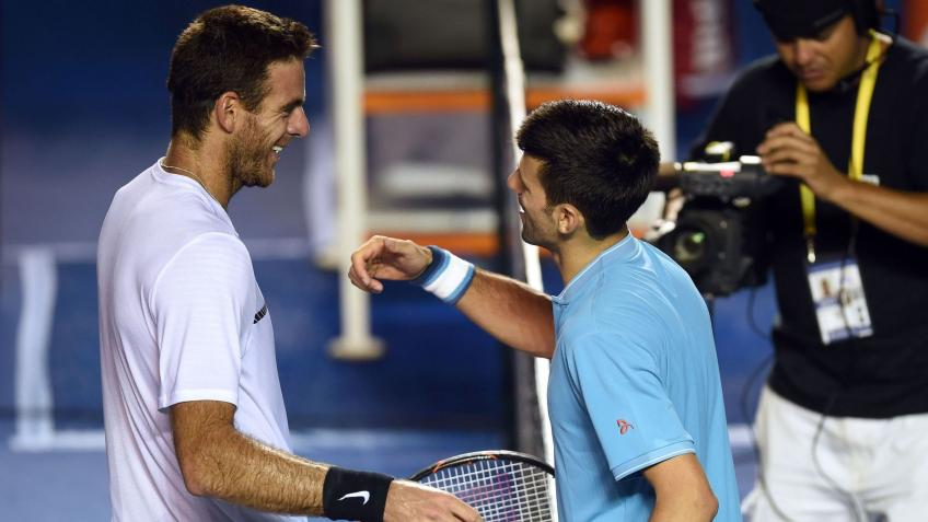 Juan Martin del Potro to Novak Djokovic: This time you have your chance at Olympics