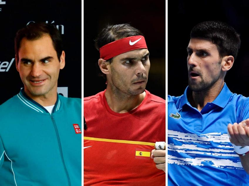 'Roger Federer, Nadal and Djokovic are all very unique in...', says Top 10