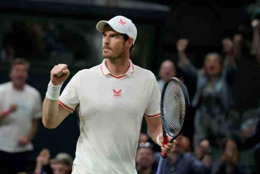 Andy Murray: Daughter talked me out of retirement after Wimbledon
