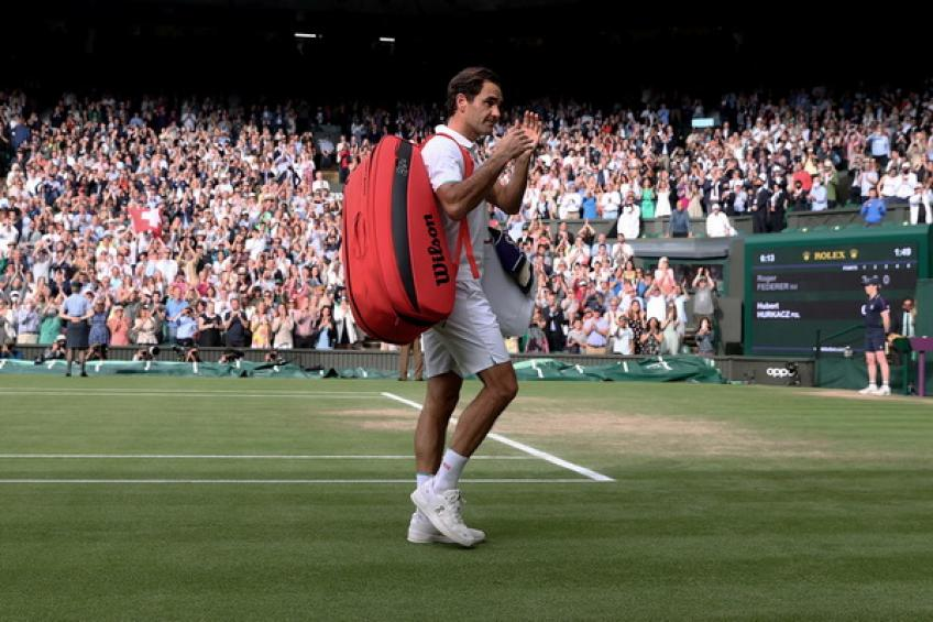 'I see Roger Federer move and move like...', says former No.1