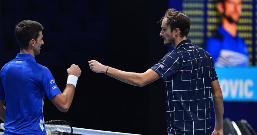 Daniil Medvedev: We all know who is favorite for gold medal and it's not me