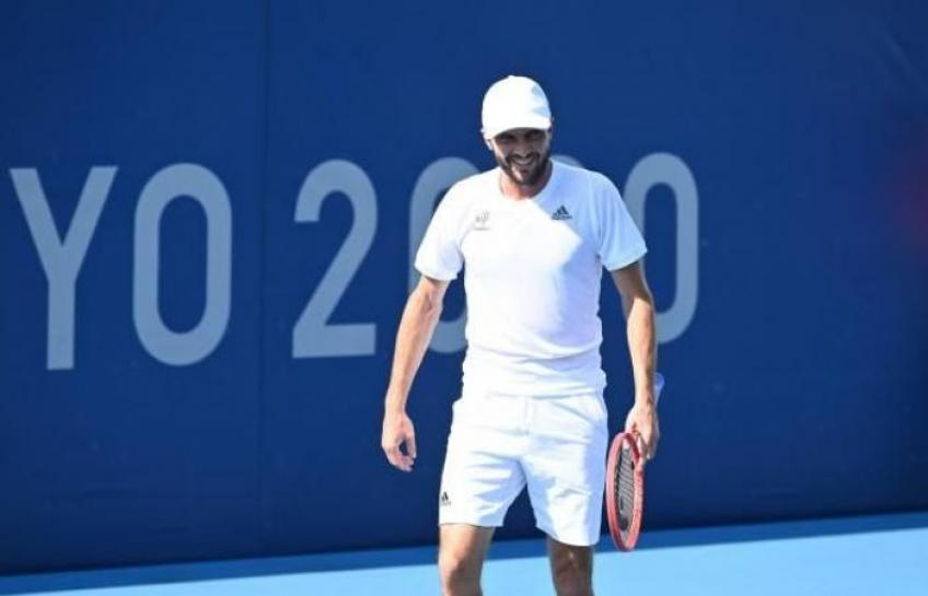 Gilles Simon on Tokyo Olympics: We are asked to play in robot mode