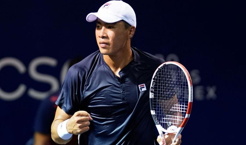 Brandon Nakashima aims to win first ATP title during US hard court swing