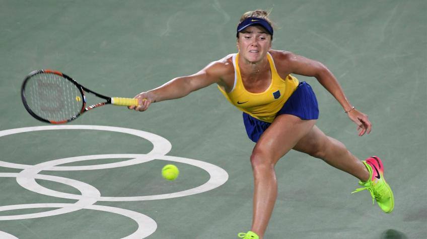 Elina Svitolina 'disappointed' after failing to reach Tokyo Olympics final