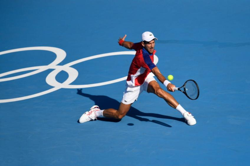 ATP Olympics: Novak Djokovic withdraws from mixed doubles and fails to win a medal