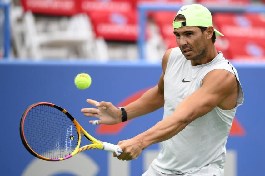 'Rafael Nadal can just get out of jail everytime', says former ATP star